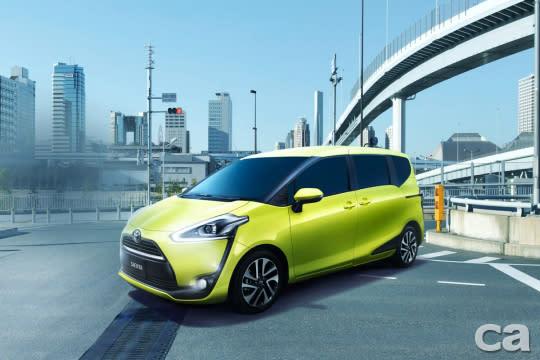 Sienta計程車開始大量出沒,達成銷售目標絕非空談。
