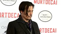 Johnny Depp Sues Ex-Managers for $25M