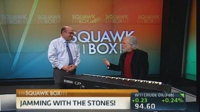 Chuck Leavell: 50 years of the Stones