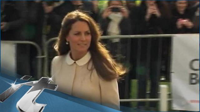 Fashion News Pop: What Kate Middleton Will Wear When She Introduces the Royal Baby