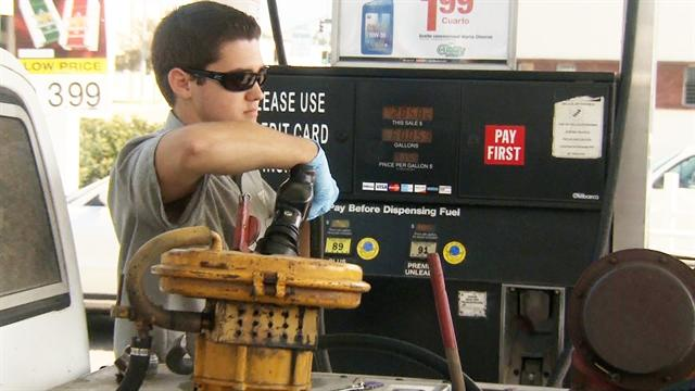 Calif. attempts to ease high gas prices