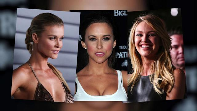 Maxim's Hot 100 Party Hosts Steamy Stars