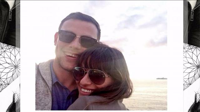 Lea Michele Breaks Silence on Cory Monteith`s Death