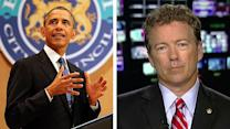 Sen. Rand Paul questions Obama's leadership
