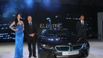 [CARVIDEO 汽車視界] 車壇直擊—BMW i3、i8發表