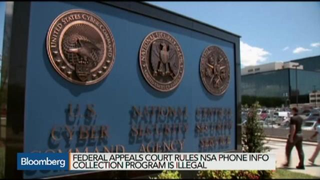 NSA Phone Data Collection Illegal: Federal Appeals Court