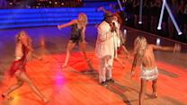 Stevie Wonder Provides Live Soundtrack on 'DWTS'