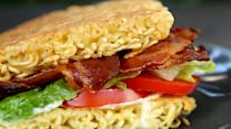 Ramen Buns BLT Is A Must