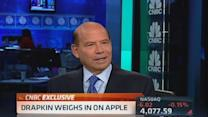 Icahn is right about Apple: Drapkin