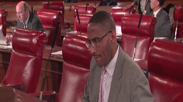 Zack Reed removed from council committees