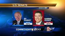 Markey wins U.S. Senate seat