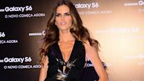"""Victoria's Secret""-Engel Izabel Goulart zeigt knochige Schultern"