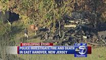 Police investigating fire and death in East Hanover