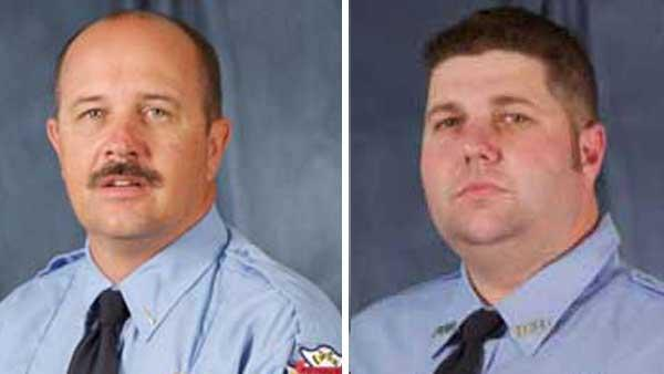 Second Bryan firefighter dies from building blaze