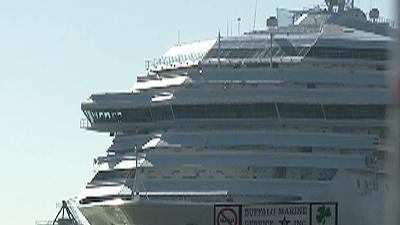 Passengers From Nightmare Cruise Head Home