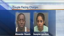 Hillsborough deputies: 23-month-old boy left in car for 8 hours, parents arrested