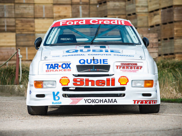 BTCC房車賽戰駒再展當年風華!FORD Sierra Cosworth RS500 Gr.A
