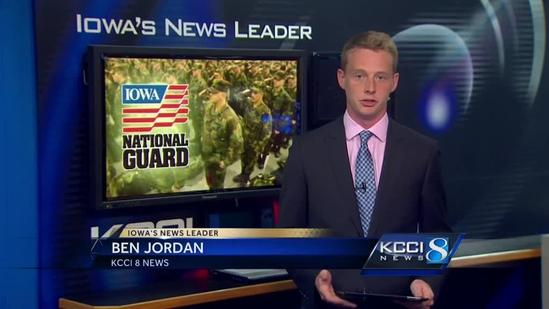 Nearly half of Iowa Nat. Guard furloughed