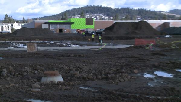 New Target store bringing changes to traffic on South Hill