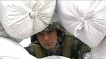 Ukraine to evacuate military personnel, families from Crimea