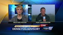 Dense Fog Advisory for part of Southeastern Wisconsin