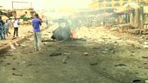 Double blasts in Nigeria kill at least 118