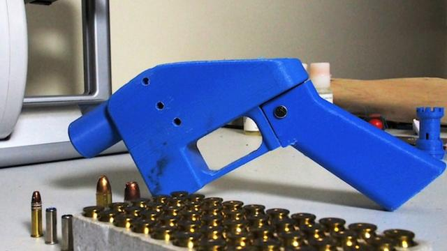 Plastic gun bill faces fierce opposition