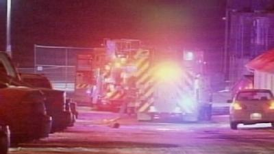 Papio Fire Breaks Out At 3:30 A.M.