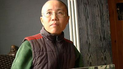 Wife of Chinese Nobel Prize winner speaks out