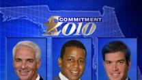 Crist, Meek, Rubio To Square Off In Debate