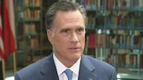 Romney pushes back against coverage of gaffes overseas
