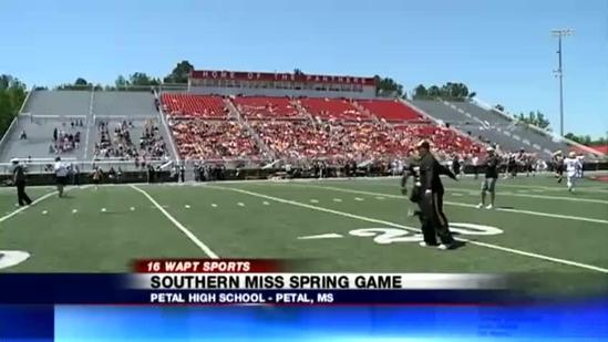 Southern Miss spring game