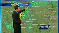 Video-Cast: Storms and a chance for hail