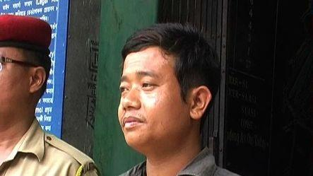 KCP leader held in Assam