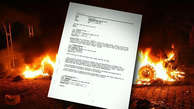 White House releases internal e-mails on Benghazi attack