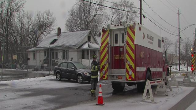 Willoughby fire guts home of gun collector