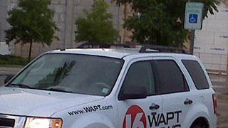 WAPT Accountable For Truck Parked In Handicapped Spot