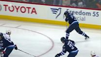 Byfuglien tees up a blast that beats Anderson