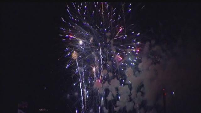 Food, fireworks and fun for Independence day
