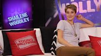 Shailene Woodley on Chemistry with 'The Fault In Our Stars' Co-Star
