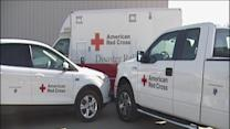 Lake Family Foundation gives Red Cross 2 vehicles