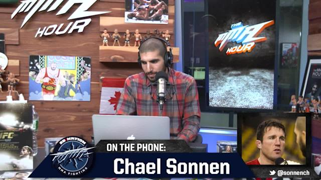 The MMA Hour - Episode 200 - Chael Sonnen