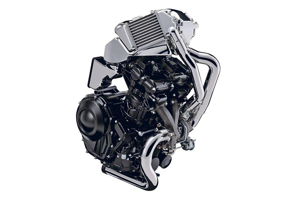 SUZUKI渦輪增壓引擎概念圖,未來可以期待一場馬力性能大戰。