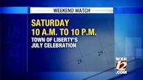 Weekend Watch with Mary Beth Brown