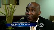 Sanford's new police chief ready to move forward