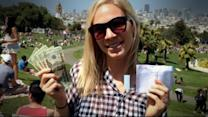 Mystery Millionaire Gives Away Money Using Twitter