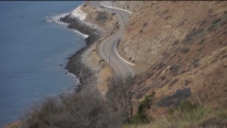 The Mercedes-AMG GT S Tackles Mulholland Highway and Other Legendary Roads