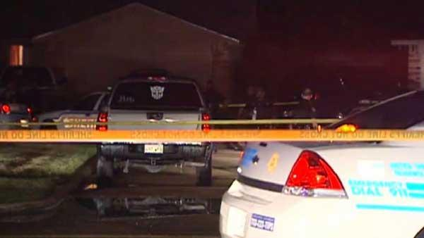 Detectives: Gunman shoots two people, commits suicide