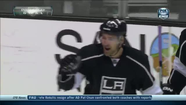 Justin Williams scores on quick release