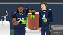 Sports Friends - Marshawn and Steven